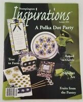 Stampington Inspirations Magazine Summer 2004 A Polka Dot Party Free Template