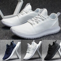Men's Outdoor Sports Cycling Trainers Running Casual Shoes Lightweight Sneakers