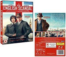 A VERY ENGLISH SCANDAL (2016-2017) Hugh Grant TV Season Series NEW R2 DVD not US