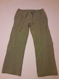 Womens XS prAna Capri Pants