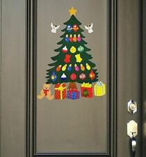 NEW Christmas Tree Decoration Magnet Set for Fridge Metal Door Holiday Decor