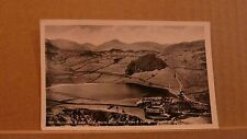 Posted 1955 Postcard Watendlath & Great gable, view to Judith Paris' home