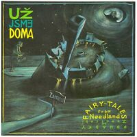 UZ JSME DOMA Pohadky Ze Zapotrebi (Fairy-Tales…) CD Experimental Rock/Avant Prog