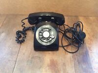 Vintage1958  Bell System Western Electric Rotary Phone