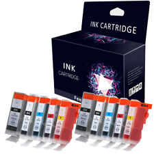 10 Ink Cartridge for Pixma MP750 MP760 MP780 I860 IP5000 Replace Canon BCI3 BCI6