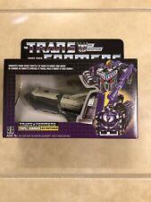 Transformers G1 Astrotrain Triple Changer Reissue Mint/Sealed Walmart Exclusive