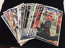 The Shield #1-10 + One Shot- Comic Run CR315