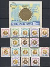 "Romania - 1964 ""Olympic Games Winners"" (Used)"