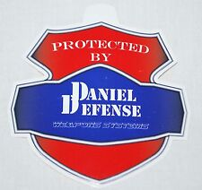 Daniel Defense Protected by Decal ( BOGO )