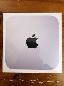 Brand NEW & SEALED! Apple Mac Mini w/ M1 Chip 8-Core CPU & GPU 8GB RAM 256GB SSD