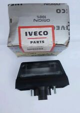 IVECO PART NUMBER 98426076 LICENSE PLATE LIGHT RIGHT SIDE