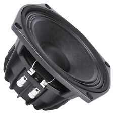 "Faital Pro W6N8-120 16ohm Neodymium 6"" SPL Midrange Midbass Line Array Speaker"