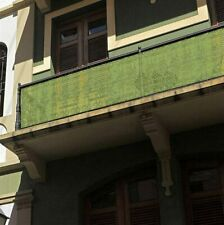 Privacy Fence Screen Windscreen for Balcony Porch Verandah Deck Terrace 2.6'x6'