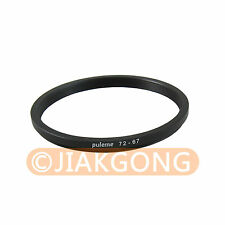 72mm-67mm 72-67 Step Down Filter Ring Stepping Adapter