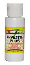 NATURE ZONE APPETITE PLUS 2 OZ REPTILE VITAMIN B12 NEW FREE SHIP IN THE USA