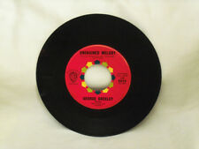 """GEORGE GREELEY*UNCHAINED MELODY / ANNIVERSARY SONG*7""""45 RPM*POP*1961*NEAR MINT"""