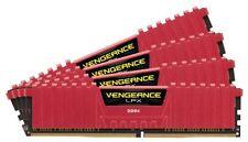 Mémoires RAM Corsair avec 4 modules