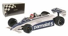 Minichamps Brabham BT49C #5 1981-Nelson Piquet campeón mundial 1981 escala 1/18
