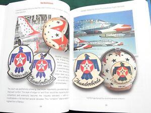 """RED HELMET"" USAF THUNDERBIRDS P-3 TOPTEX GENTEX JET PILOT FLIGHT REFERENCE BOOK"