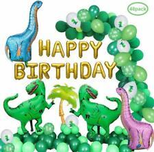 6 Stk FOLAT 61855 Dino Party Luftballons Geburtstag /& Party