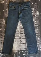 HUGO BOSS Herren Jeans W32 L30, Authentisch