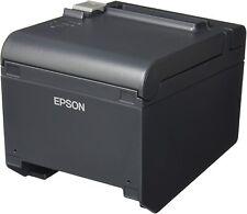 Epson Tm T20ii Direct Thermal Printer Usb Monochrome Desktop Receipt Print
