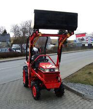 Traktor Schlepper Allrad Kubota B1-16 Frontlader neu lackiert u. überholt