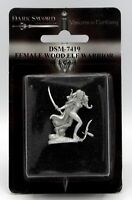 Dark Sword DSM-7419 Female Wood Elf Warrior Dual-Wield Ranger Fighter Rogue Hero