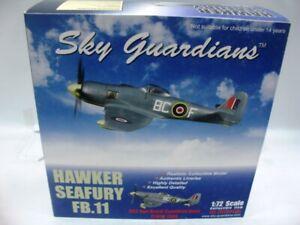 Sky Guardians Hawker Sea Fury FB.11 RCN TF996 803 Sqn 1949 BNIB 1:72 Witty Wings