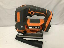 Ridgid R8832B Octane Brushless 18V Jigsaw, Tool Only, L.N M