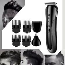 Kemei Men Head Hair Clippers Electric Rechargeable Cordless Trimmer Beard Shaver