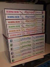 Pretty Guardian Sailor Moon Manga Box Set Vol 1 & 2 Kodansha Books 1-12 OOP