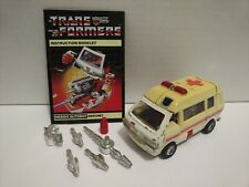 100% Original 1980/1982 Ratchet Complete! Vintage Takara G1 Transformers