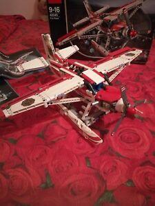 Lego Technic 42040 aereo antincendio