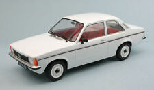 Opel Kadett C2 2 Door 1977 White 1:18 Model TRIPLE 9