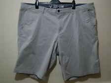 JACK STONE Size 46 Men's 3XL 117-130 cm  Waist 5 Pocket With Belt Loop Shorts