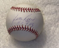 Jim Rice Signed HOF 09  OMLB Autographed Baseball Boston Red Sox MAB HOLOGRAM