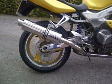 HONDA VTR1000 Firestorm Stainless Round GP Pro Outlet Road Legal MTC Exhausts