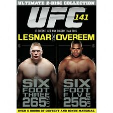 UFC: 141 Lesnar vs Overeem  (2 Discs) New  Region 4