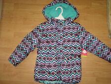 NEW Girls ski snow winter jacket coat 2t outerwear Okie Dokie hooded fleece line