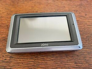 Garmin zumo 660 Motorcycle GPS NOT WORKING _  FOR PARTS