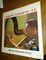 Arpa Tropical - Alfredo Rolando Ortiz (LP, Import, Musart Records, 974)