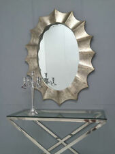 "Large (Greater than 24"") Oval Decorative Mirrors"