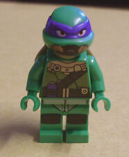 Lego Teenage Mutant Ninja Turtles Donatello Figur Scuba Gear Tauchausrüstung Neu