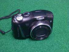Canon PowerShot SX150 IS 14.1MP Digital Camera - Black - Tested