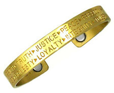 Sergio Lub Magnetic Cuff Bracelet – Golden Virtues Magnetic - Extra Large
