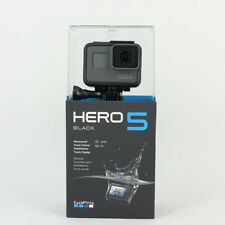 GoPro HERO5 Black 12 MP Waterproof 4K WiFi Camera Camcorder CHDHX-501