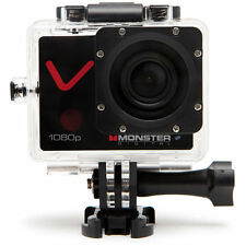 BRAND NEW MONSTER DIGITAL VILLAIN HD ACTION SPORTS CAMERA 1080p LCD GoPro WiFi
