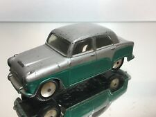 CORGI TOYS AUSTIN CAMBRIDGE - SILVER + GREEN 1:43 - EXTREMELY RARE - VERY GOOD