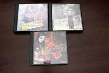 PlayStation PS1 Persona 1+ 2 Innocent Sin+Eternal Punishment JP games US Seller